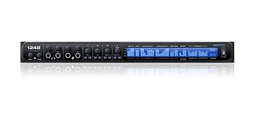 MOTU 1248 32x34 Thunderbolt USB 2.0 Audio Interface with AVB