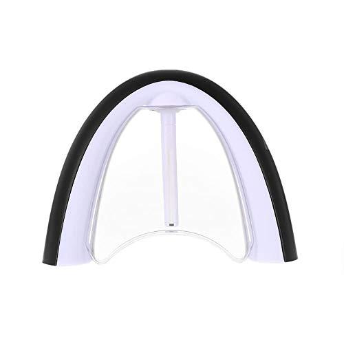JKZX Humidificador de Aire 400ML LED Multicolor USB Inteligente de Carga portátil aromaterapia Aceite Esencial del difusor del Aroma Fabricante de la Niebla de Apagado automático Humidificador