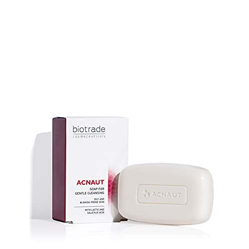 BIOTRADE Acne Out Soap oily and acne prone Anti Acne pimples blackheads whiteheads