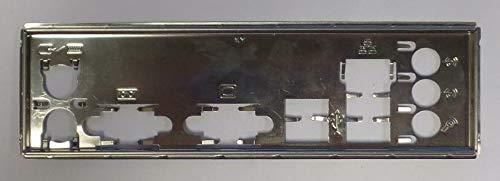 ASRock N68-S3 UCC Blende - Slotblech - IO Shield