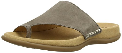 Gabor Shoes Damen Gabor Jollys-03.700 Pantoletten, Grau (fumo), 39 EU