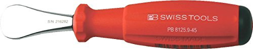 PB Swiss Tools 221932 Solo - Destornillador (Rojo)