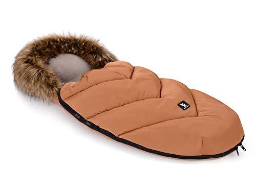 Saco de dormir Saco de dormir Cottonmoose Saco de silla Moose Yukon para silla de paseo deportivo (amber)