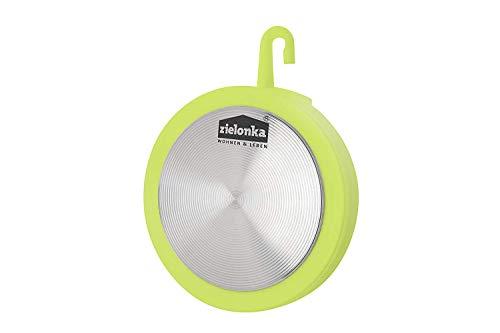 zilofresh G00049 Desodorante para lavavajillas, sin productos químicos, neutralizador de olores sin relleno, fabricado en Alemania (verde)