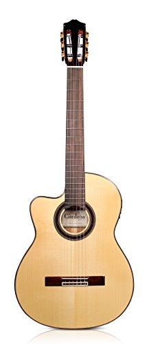 Cordoba GK Studio Left-Handed [Gipsy Kings Signature Model] Acoustic Electric Nylon String Flamenco Guitar