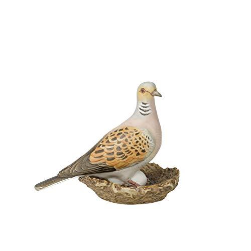 Goebel Jahres Vogel, Porzellan, Mehrfarbig, 12x8.5x9.5 cm