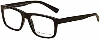 Exchange Armani 0AX3025 Optical Full Rim Square Mens...