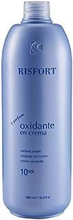 Sublime Beauty Wholesaler, S.L. Risfort Oxidant Cream 10Vol (3%) 1000 ml, Black