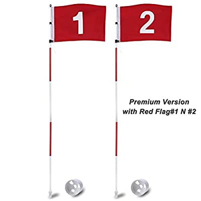 KINGTOP Golf Flags Stick
