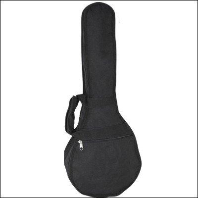 Ortola 0638-001 - Funda mandolina portuguesa, color negro