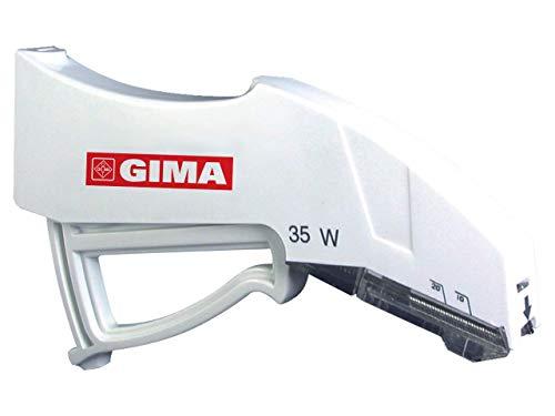 Gima - Sterile Einweg-Hautnähmaschine, Edelstahlstiche - 5 Stück