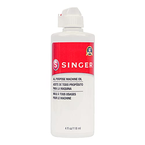 Singer Notions Machine Oil-4oz