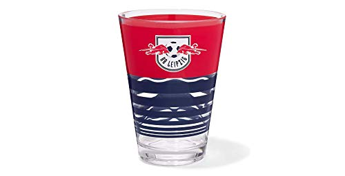 RB Leipzig Trinkglas Glas 2er Set (one Size, Multi)