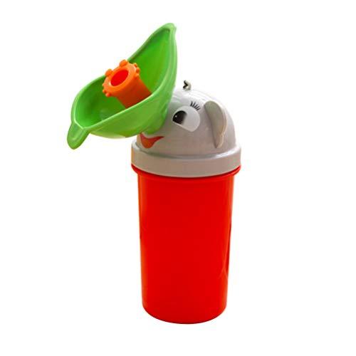 Toyvian, vasino portatile da viaggio per bambini, vasino pieghevole da addestramento per bambini e bambine, per campeggio e viaggi in auto