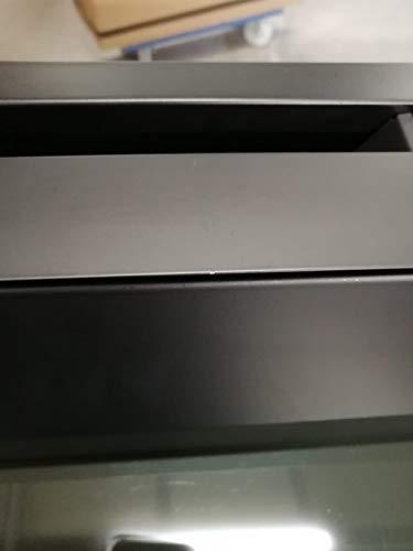 DIMPLEX Firebox DF2624L – 26″ Built-in Fireplace Eléctrico Negro – Chimenea (230 V, 50 Hz, 2000 W, 9 W, 2000 W, 694 mm)