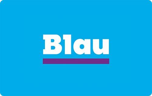 Blau Prepaid Guthaben Für Deutschland Per E Mail Geschenkgutscheine