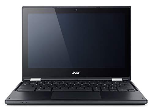 Acer C738T-A14N(Chrome OS/Celeron N3060/4GB/32GB eMMC/11.6/WiFi/モバイル/タッチ対応/コンバーチブル/ブラック/1年保証)