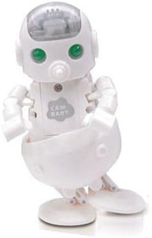 Cube CAM-BABY Toddler Aged Diaper 2021 new Robot Walking White San Jose Mall