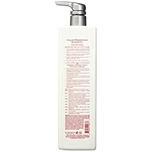 L'ANZA Healing ColorCare Color Preserving Shampoo for Colored Hair - Sulfate Free Shampoo for Color Treated Hair