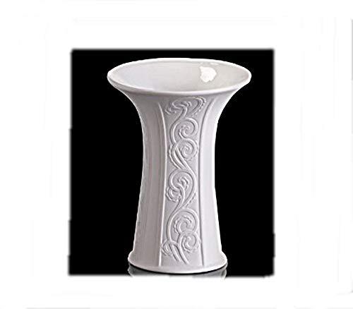 vase porcelaine blanc 18 cm Kaiser 14001267 hautjardin