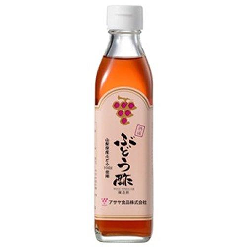 ぶどう酢 赤 300ml 単品 山梨県産 熟成 赤ワインビネガー ポリフェノール入り