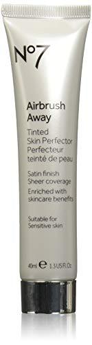 no7 Airbrush Away Tinted Skin Perfector, 1.35 oz Light