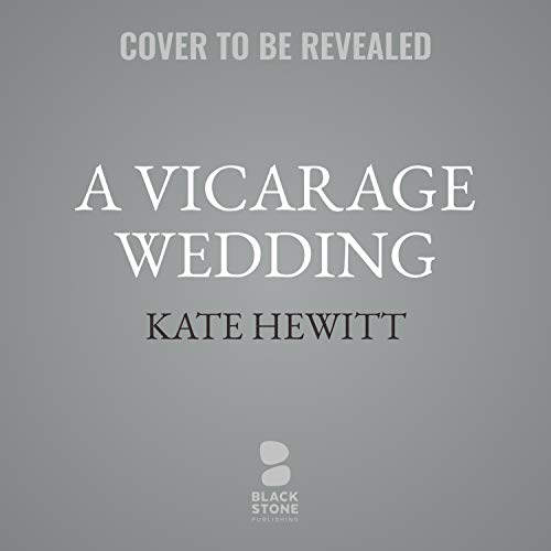 A Vicarage Wedding cover art