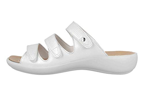 Romika Ibiza 106 16106 194 100 zapatos grandes para mujer, color Blanco,...