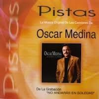 Cd Pistas No Andaras En Soledad Oscar Medina