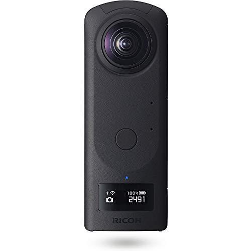 RICOH THETA Z1 51GB ブラック 360度カメラ 【THETAシリーズのフラッグシップモデル】