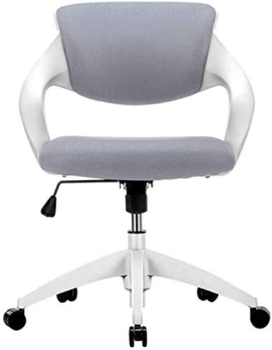 Xiuyun - Silla de ordenador, silla de juegos, silla de ordenador, curva de energía cinética, ergonómica, giratoria, ideal para estudio, dormitorio, niños, sala de reunión, silla giratoria