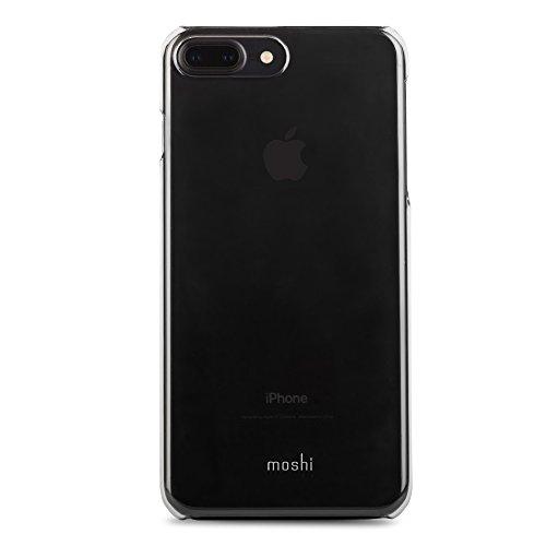 Moshi 99MO090901 Funda Transparente Funda para teléfono móvil - Fundas para teléfonos móviles (Funda, Apple, iPhone 7 Plus, Transparente)