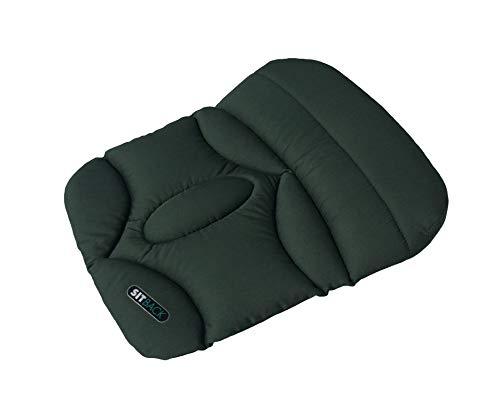 Sitback Basic Slim Keilkissen Stuhlkissen Autositzkissen Universal (laub grün)