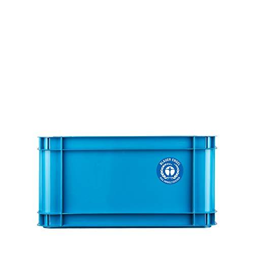 Gies Box 45 l, 50,2 x 35 m BPA frei blau - Made in Germany