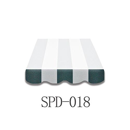Faldón toldos Toldo Toldo para plástico Toldo 3m/4M/5m Nuevo, Solo Faldón spd018