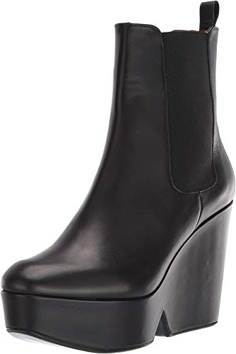 Clergerie Beatrice 2 Black Calf 38.5 (US Women's 8) M