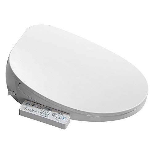 JTYX TOILET SEATS Intelligente toiletbril softclosemechanisme constante temperatuur verwarming automatische badkamer wc-stoelhoezen huishouden inductie elektrische toiletbril instelbaar