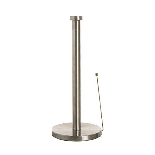 Home Gadgets Portarollos de Cocina Acero Inoxidable 35 cm