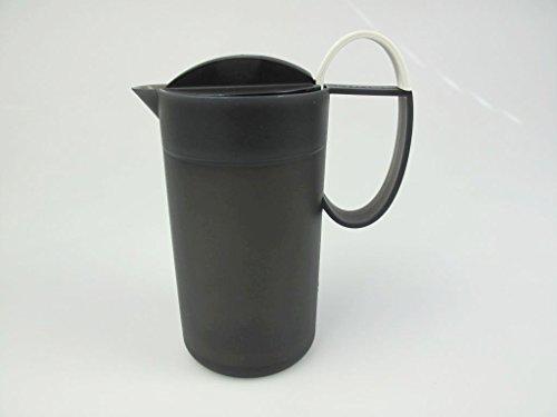 TUPPERWARE Exclusiv Crema Momenti 500 ml Schwarz Milchschaum Milchschäumer