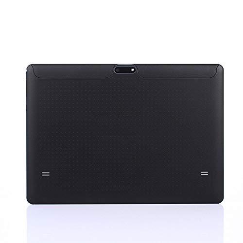 LORIEL Tableta De 10 Pulgadas De Android 9.0, Pantalla HD De 800 * 1280, 2G + 32G Memoria/Cámara Dual/GPS Navegación Rápida/Tableta De Aprendizaje para Niños,Negro