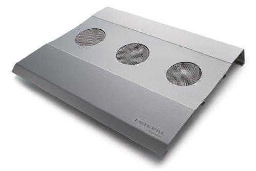 Cooler Master NotePal W2 Notebook Cooler, Argento