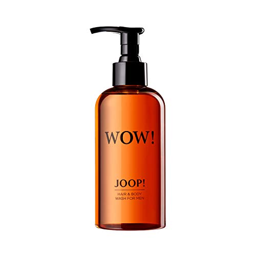 Joop! Wow! Hair & Body Wash 250ml