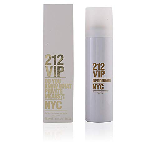 Carolina Herrera 212 Vip Deodorant Spray 150ml