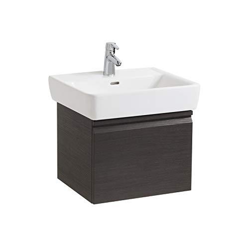Laufen Pro A Waschtischunterschrank zu Waschtisch 818951, 1 Schublade, 390x470x450, Farbe: Weiß glänzend