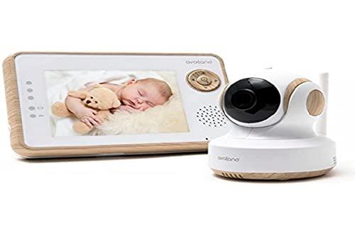 AVAILAND VIGILABEBÉS FOLLOW BABY. Seguimiento automático del bebé.