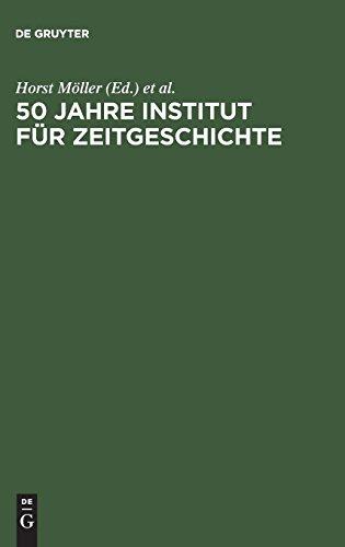 50 Jahre Institut für Zeitgeschichte: Eine Bilanz