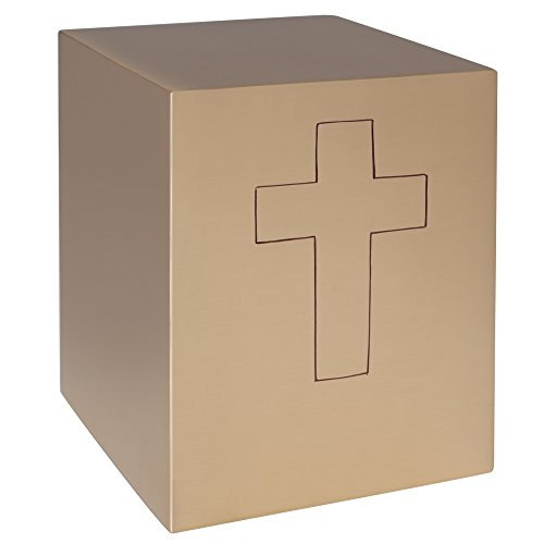 Bronze Interment Urn Box