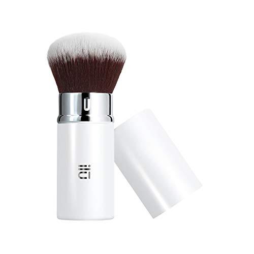 T4B ILU 201 Pinceau Professionnel Kabuki Rétractable Maquillage Professionnel, 1 Pièce