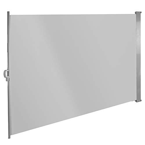 DEMA Seitenmarkise 160 x 300 cm Grau