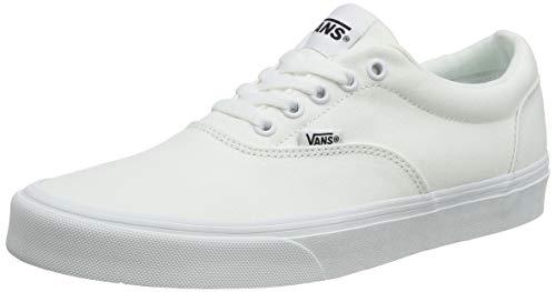 Vans Doheny, Zapatillas Hombre, Blanco Triple Blanco